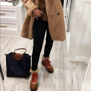 J Crew Winter Boots. Size 10